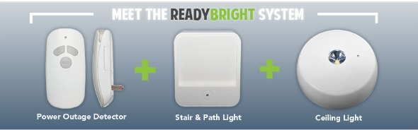 ReadyBright System emergency lighting