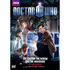The Doctor The Widow and The Wardrobe 2011 Christmas Special