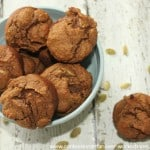 Gluten free protein bites with Wholesome Cravings