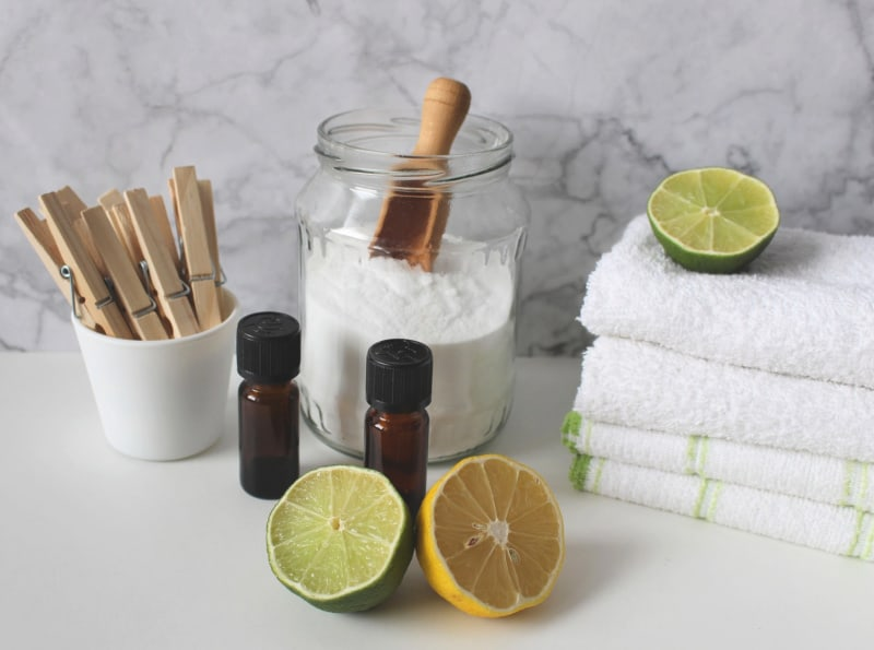 Make Your Own Powdered Laundry Detergent For Pennies