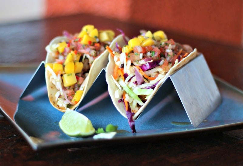 Add a Twist to Taco Night with Seafood Tacos