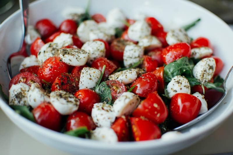 Aunt Diane's Greek Tomato Salad Recipe For Summer