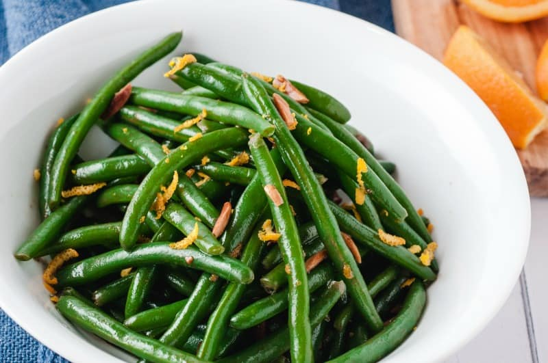 blue lakes green beans recipe