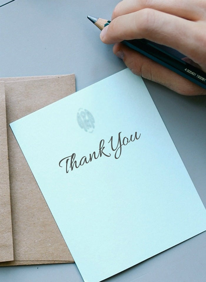 Free Printable Thank You Cards for Kids and How to Make it Fun