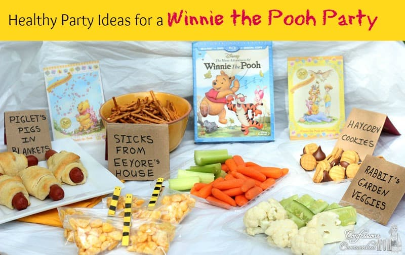 Winnie The Pooh Party Ideas Food