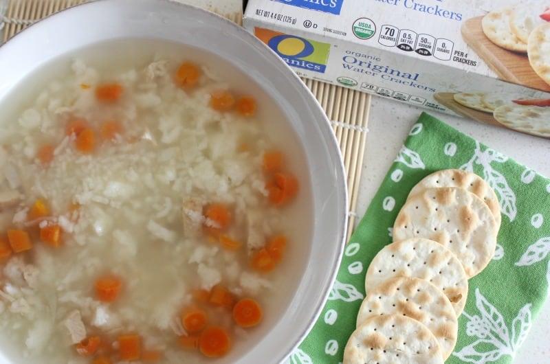 Easy Homemade Chicken Soup Recipe [Gluten Free]