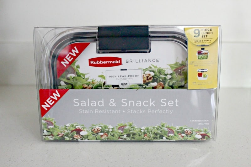 How to Pack a Lunch Salad Container So It Travels Well